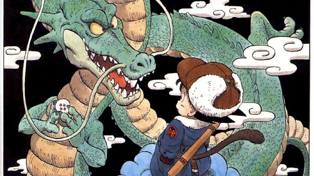 shenlong manga deseos reglas dragon ball