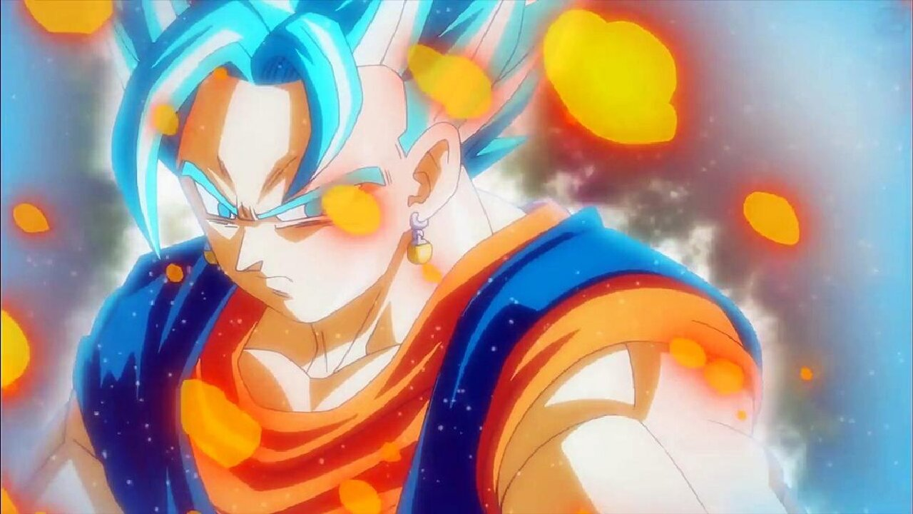 super saiyajin dios vegettó blue