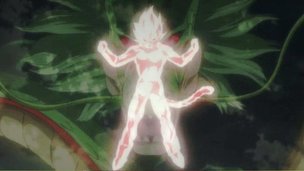 yamoshi dios super saiyajin dragon ball