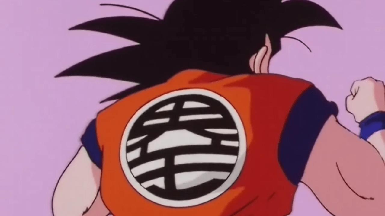 símbolo goku uniforme kaiosama