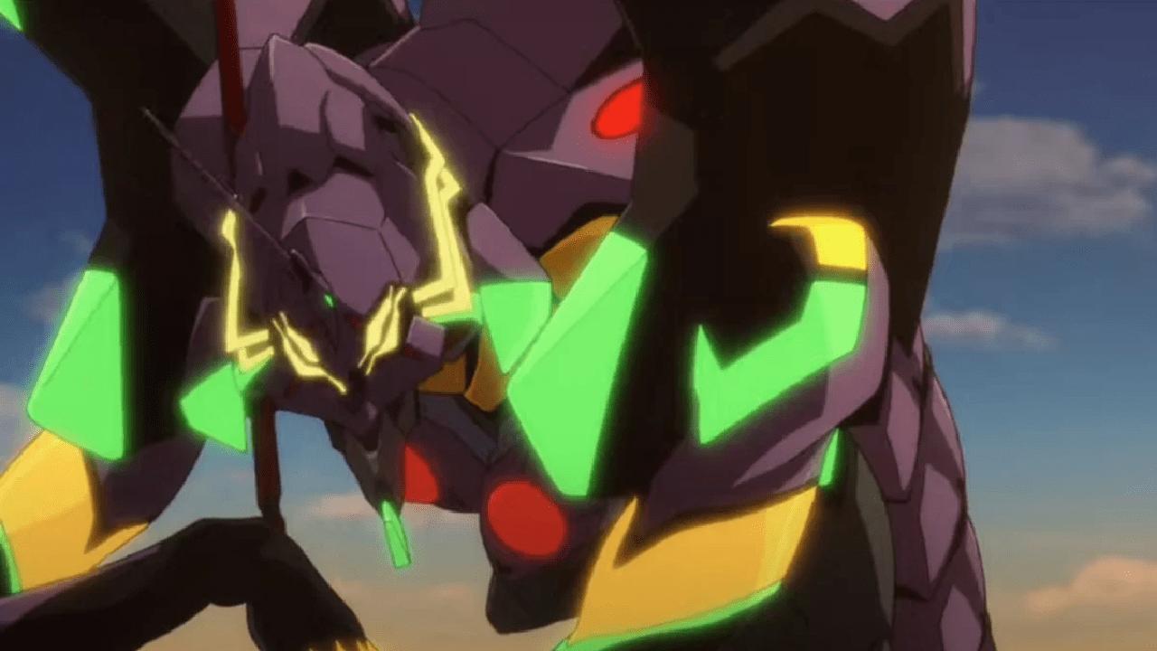 evangelion 13 robot poder