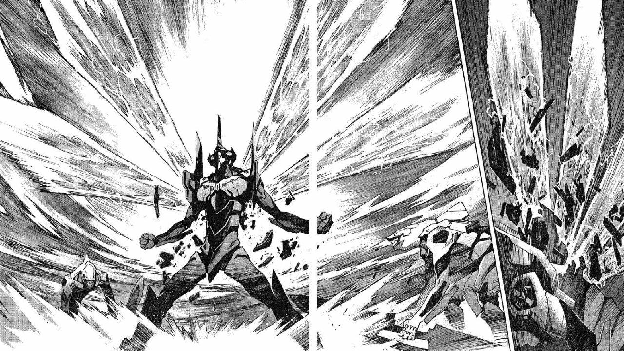 evangelion manga yoshiyuki sadamoto orden