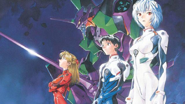 evangelion anime manga serie orden cronologico