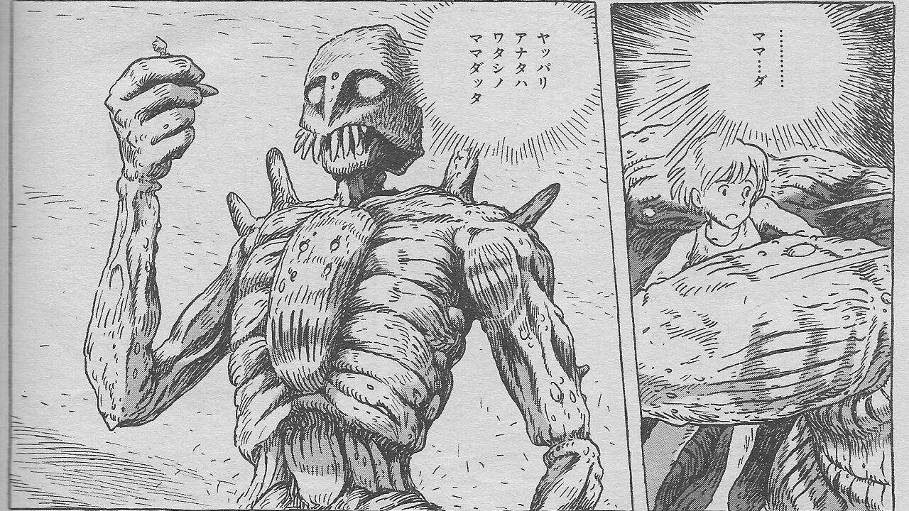 hayao miyazaki hideaki anno evangelion influencia