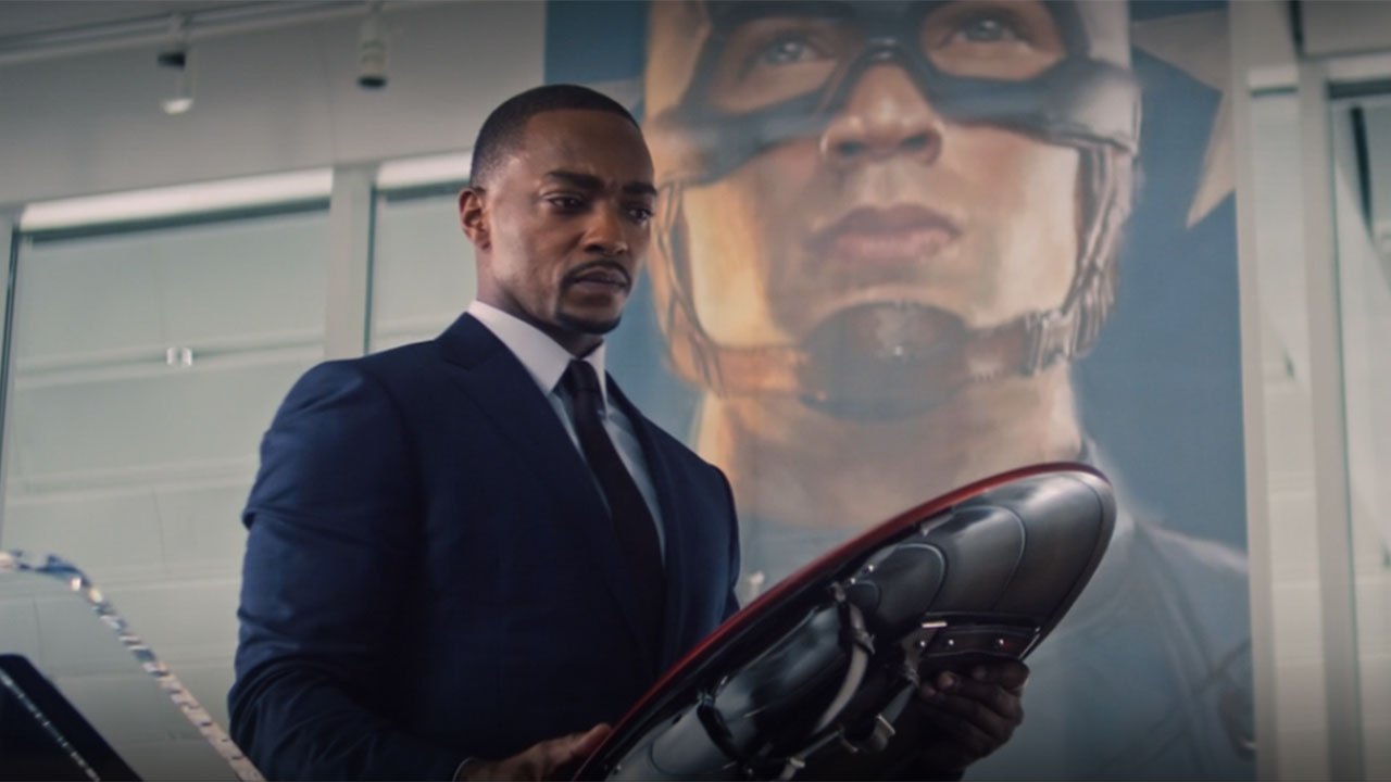 Falcon and The Winter Soldier easter eggs Capítulo 1 Capitán América