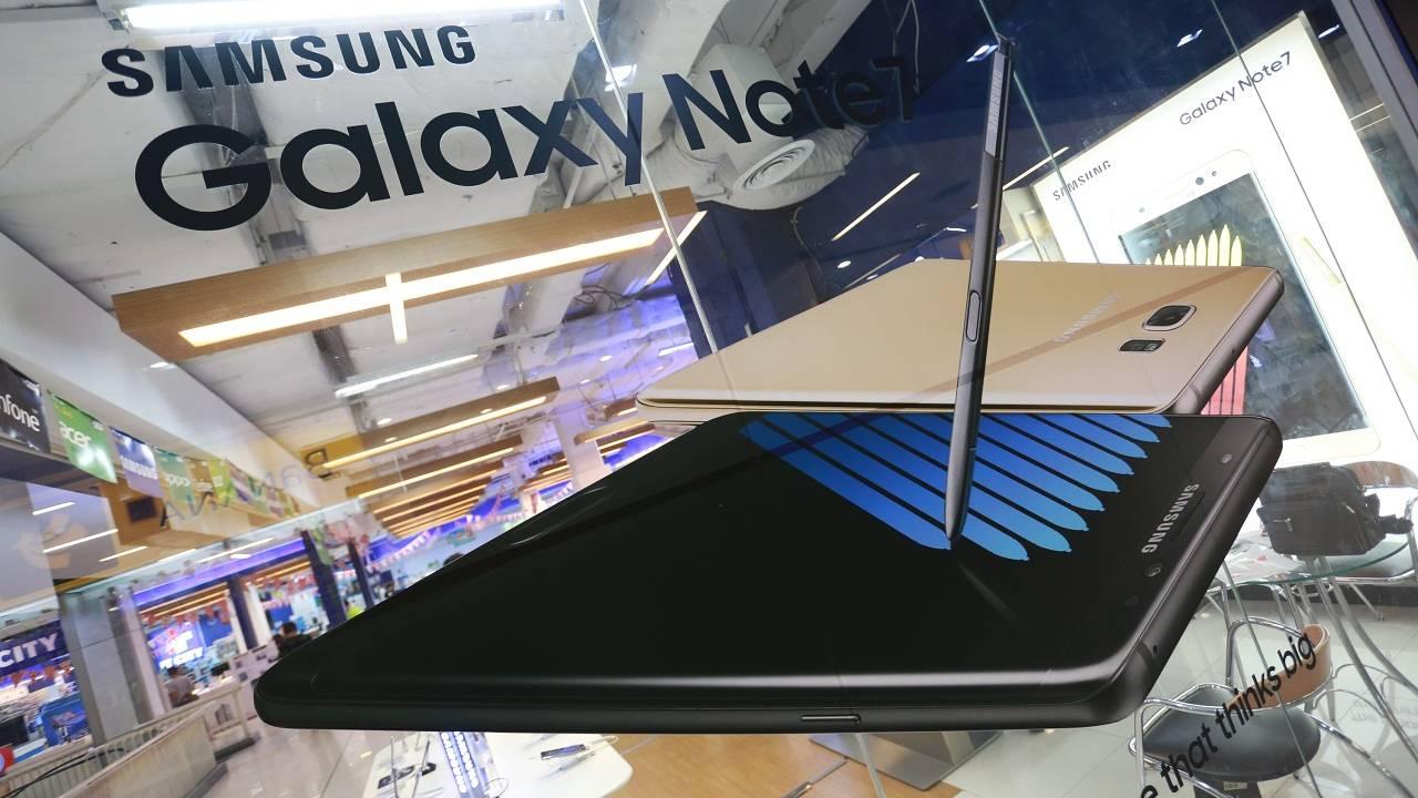 Galaxy Note 2021 Samsung No lanzará Galaxy Note