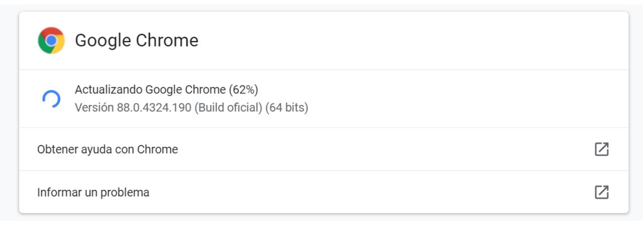 Google agregará actualizaciones mensuales a Chrome
