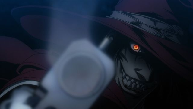 OVA de Hellsing