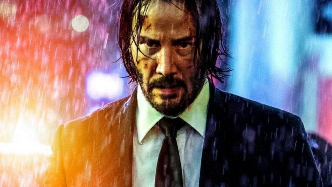 John Wick Keanu Reeves Película Acción