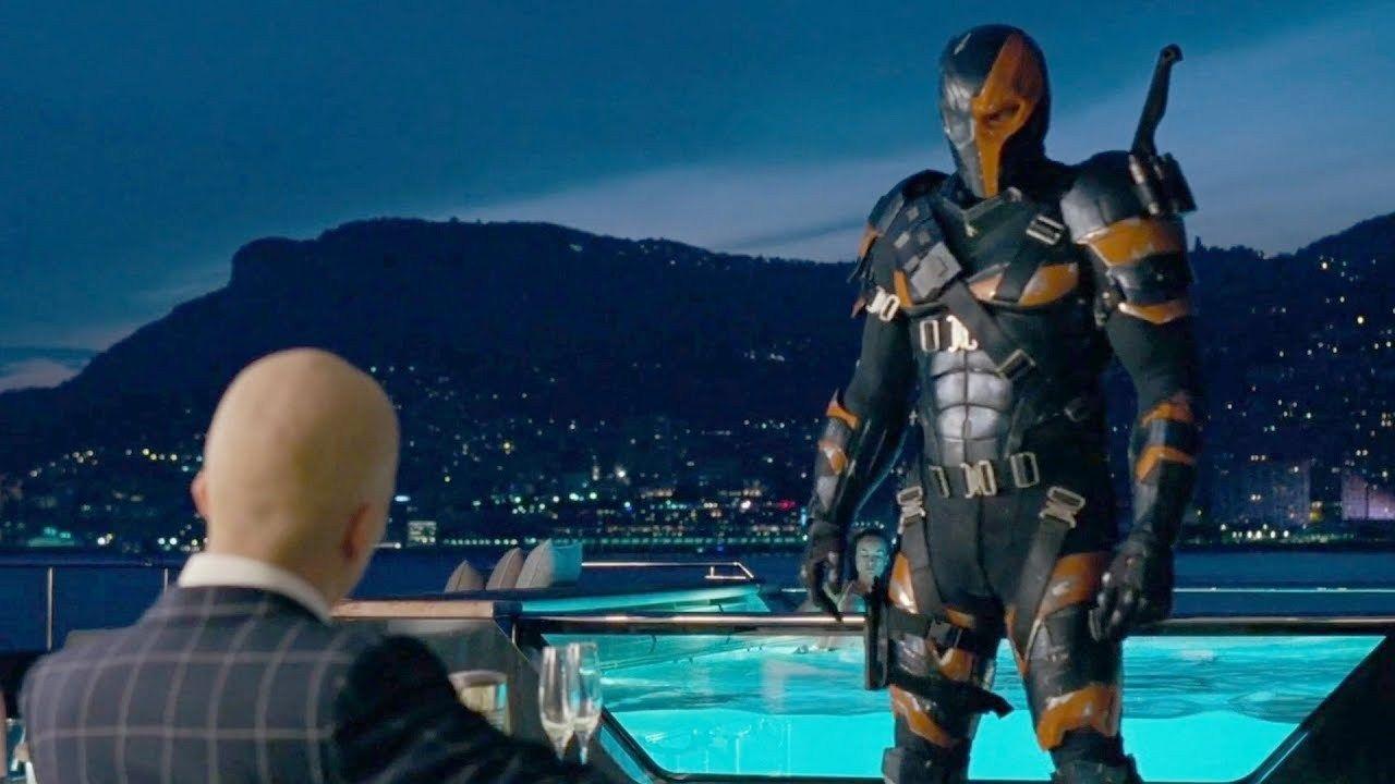 Deathstroke Justice League Snyder Cut Explicación