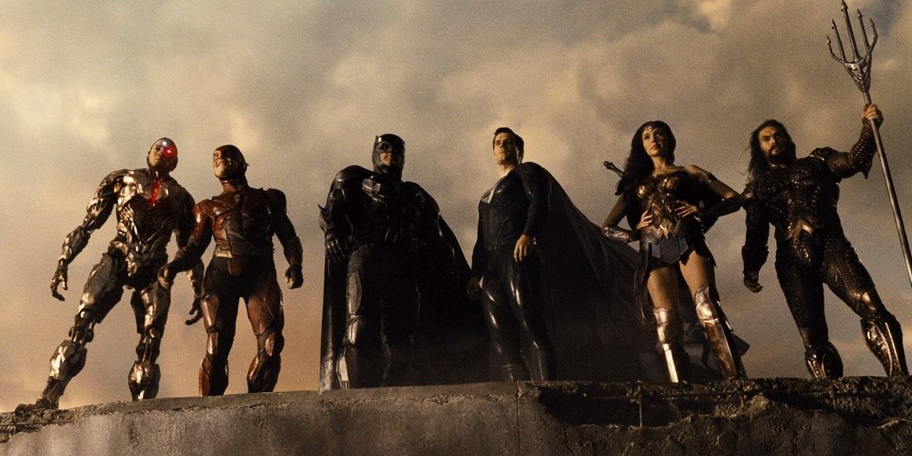 Batman Superman Wonder Woman Snyder Cut Justice League