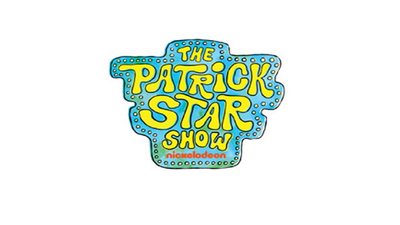 Logo de The Patrick Star Show