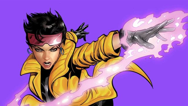 Cosplay Marvel Jubilee Dibujo X-Men
