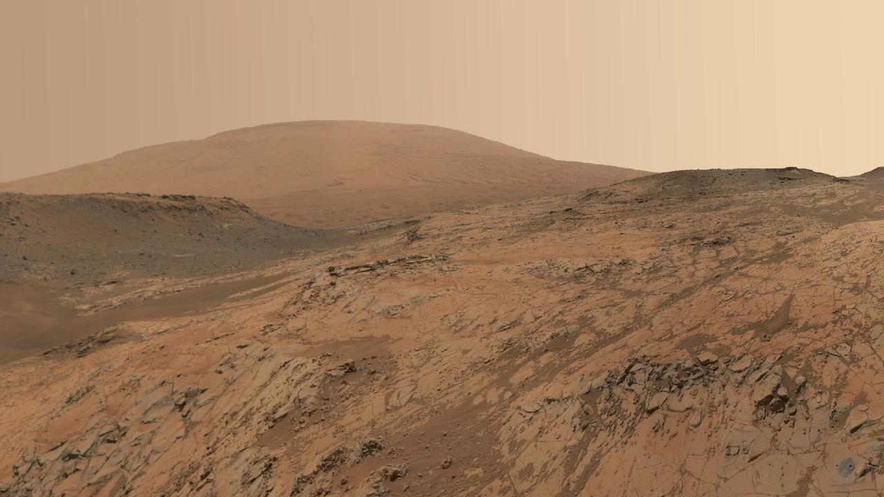 NASA estudio Marte agua atrapada atmósfera