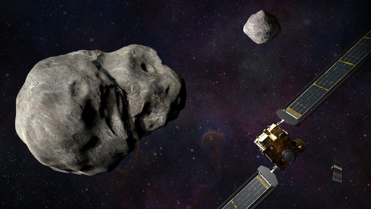NASA y SpaceX desviarán un asteroide con la misión DART