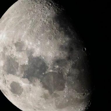 NASA proyecto radiotelescopio Luna