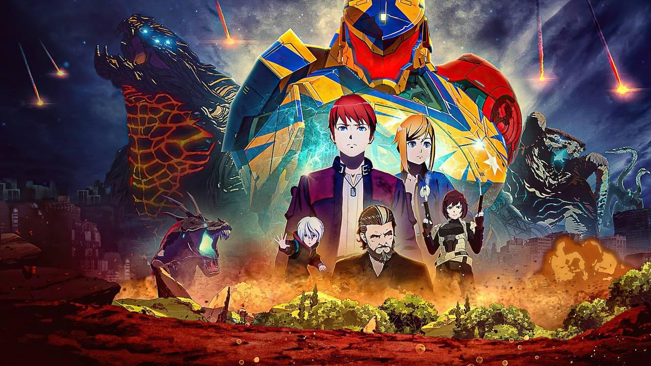 Netflix Series de Anime en 2021
