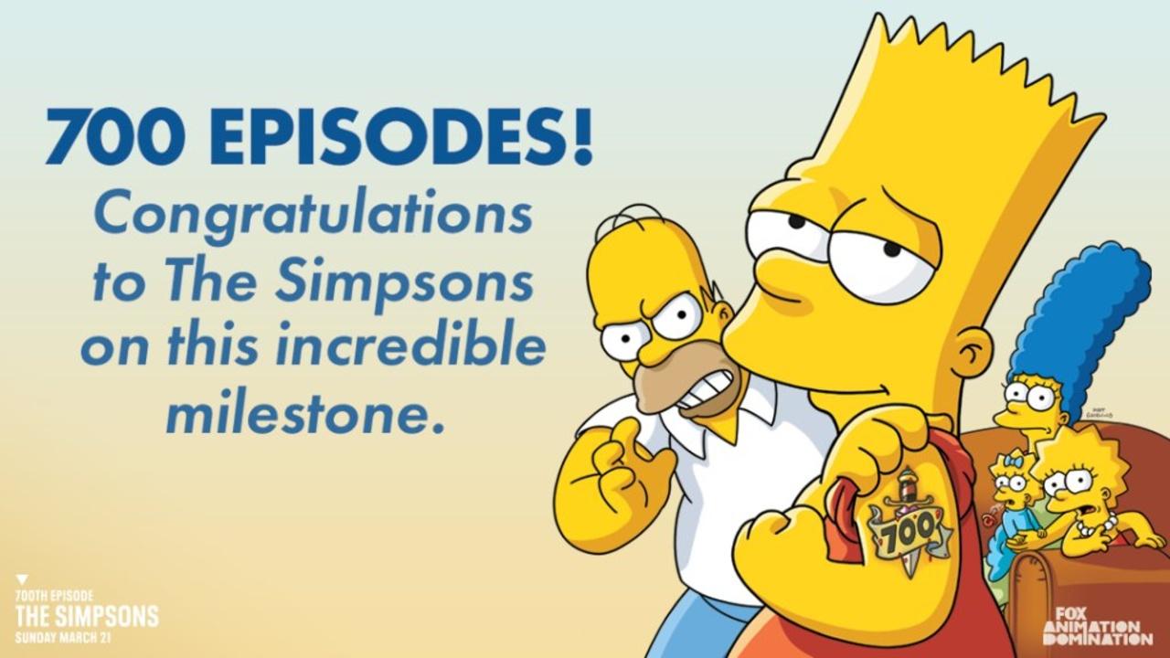 Los Simpson final serie 1,000 episodios