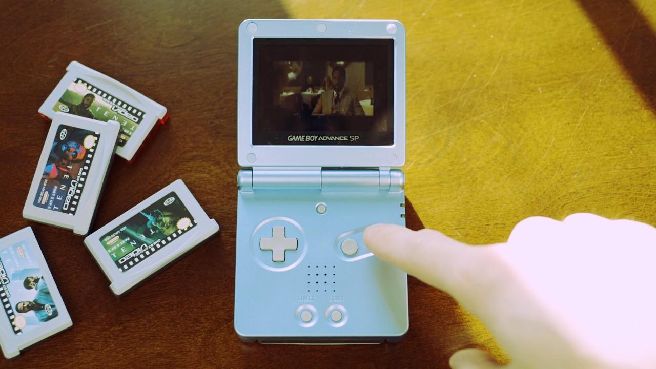 Tenet Película Game Boy Advance Christopher Nolan