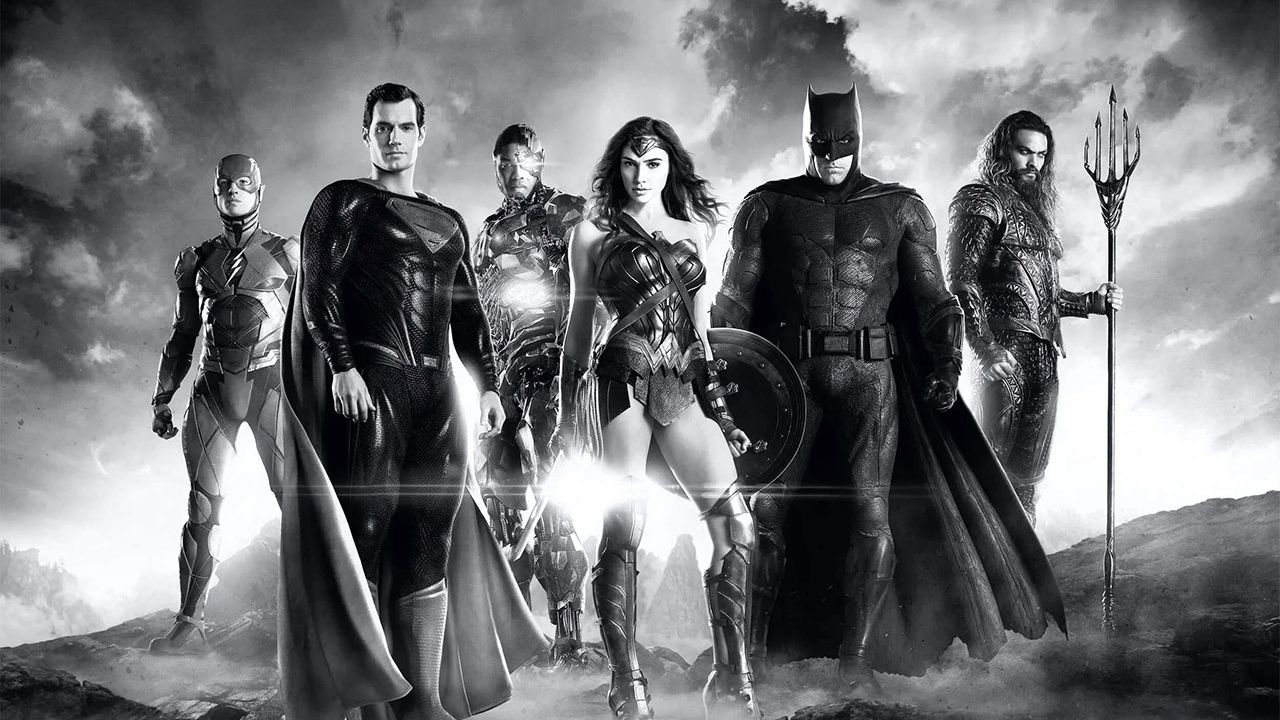 Justice League Snyder Cut Reseña poster