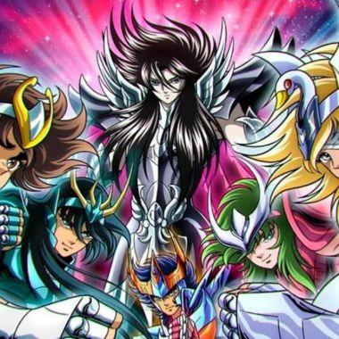 saint seiya anime manga secuela