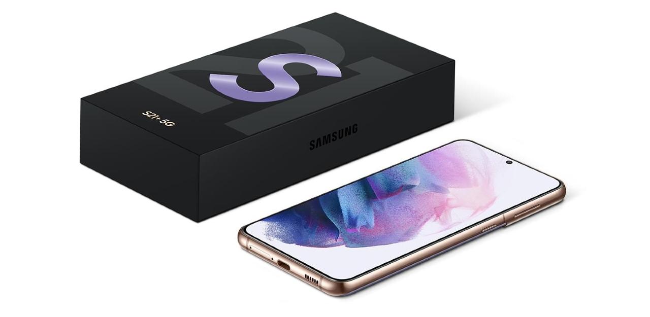 Samsung superó sus registros de ventas con el Galaxy S21