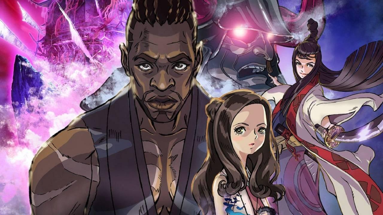 Series de Anime Netflix Estreno en 2021