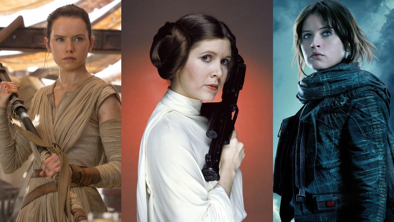 Star Wars planea una película protagonizada por mujeres