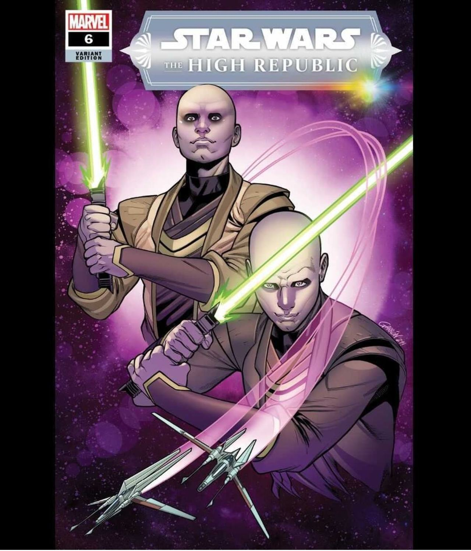 Star Wars Jedi personajes trans no binarios