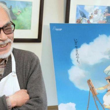 Studio Ghibli estreno película Hayao Miyazaki