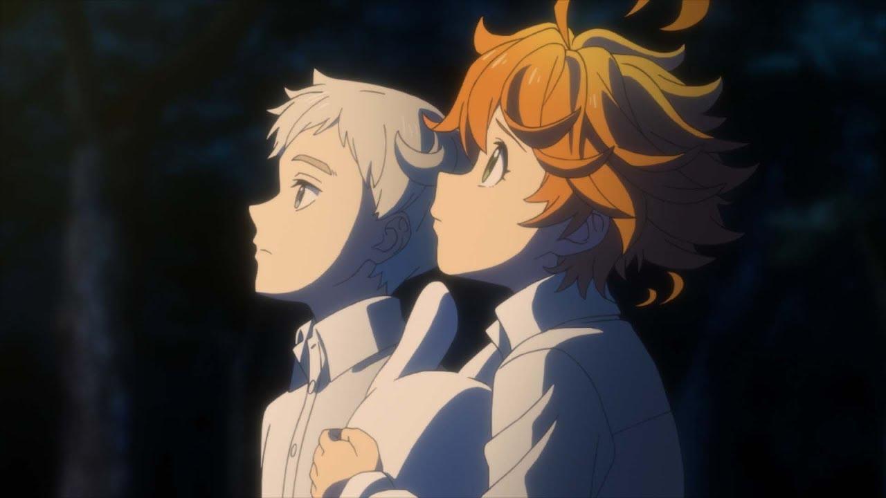 The Promised Neverland Segunda Temporada Anime