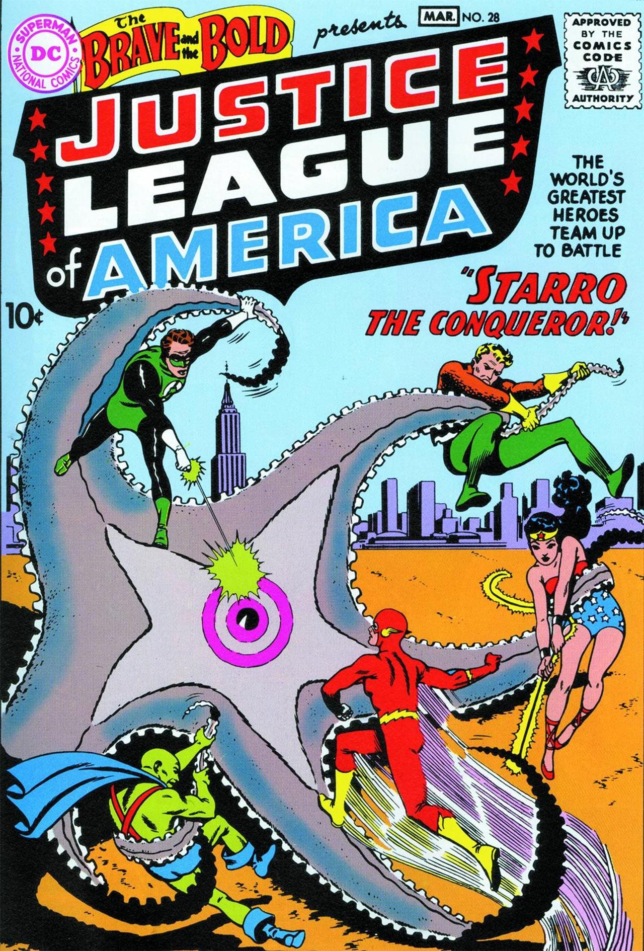 The Suicide Squad Starro villano DC Comics