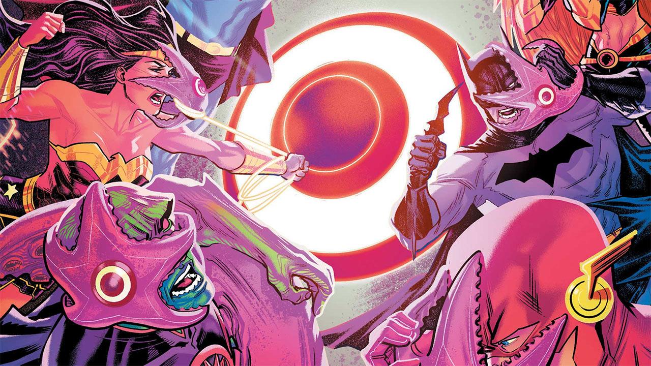 The Suicide Squad Starro villano contra JLA