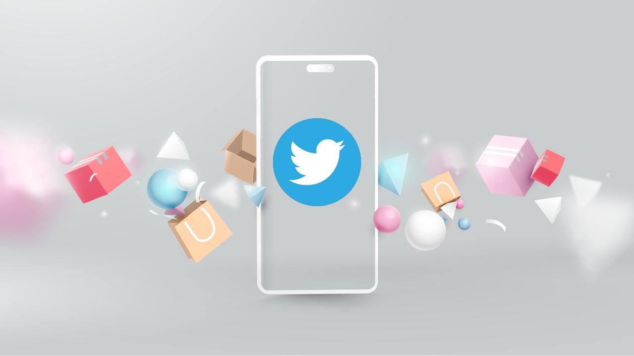 Twitter prueba función para el comercio electrónico