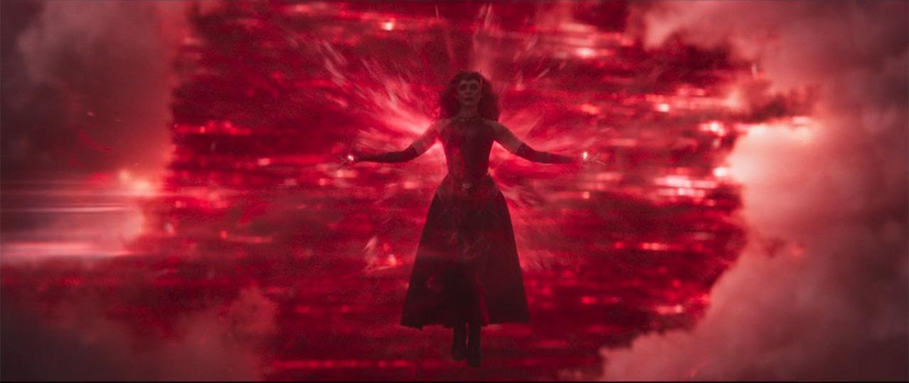 Wanda Maximoff Scarlet Witch Marvel Disney PLus
