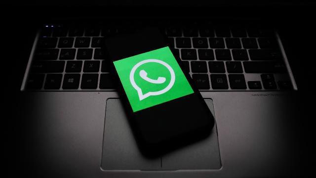 whatsapp web activar modo oscuro