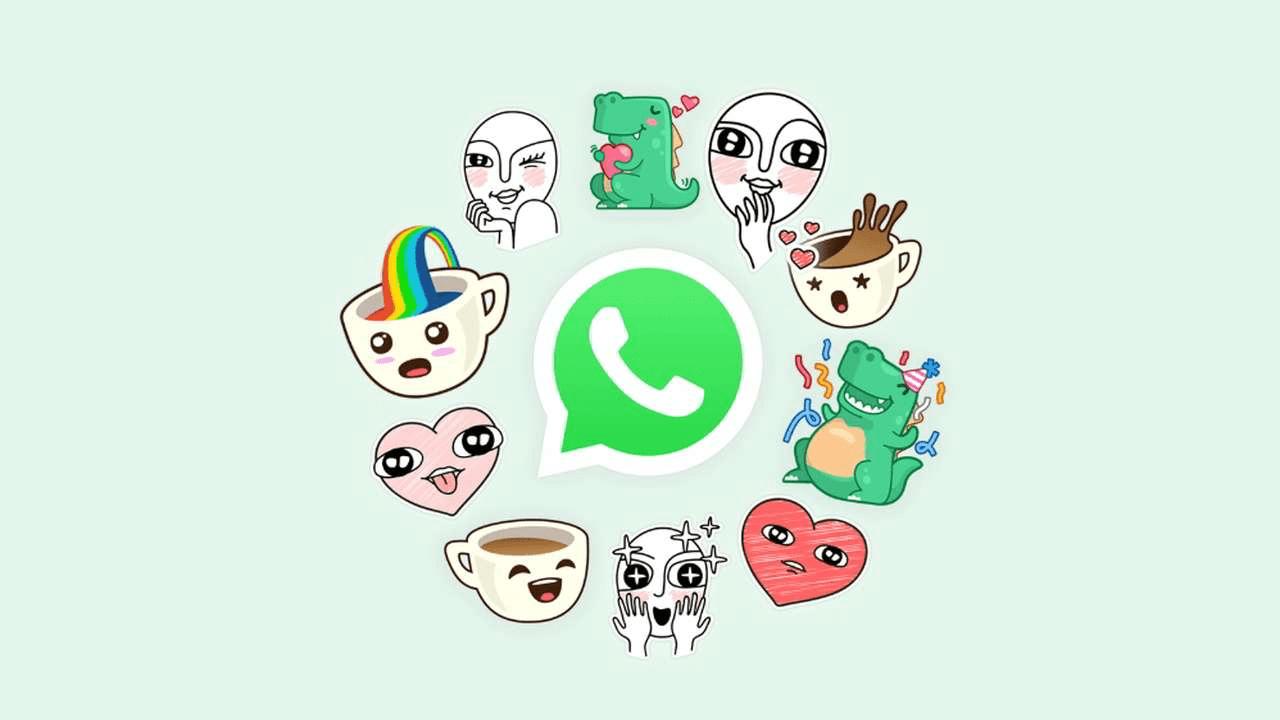 stickers whatsapp crea descarga facilmente