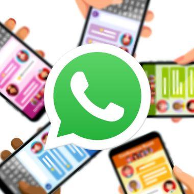 WhatsApp permitirá personalizar colores aplicación filtración