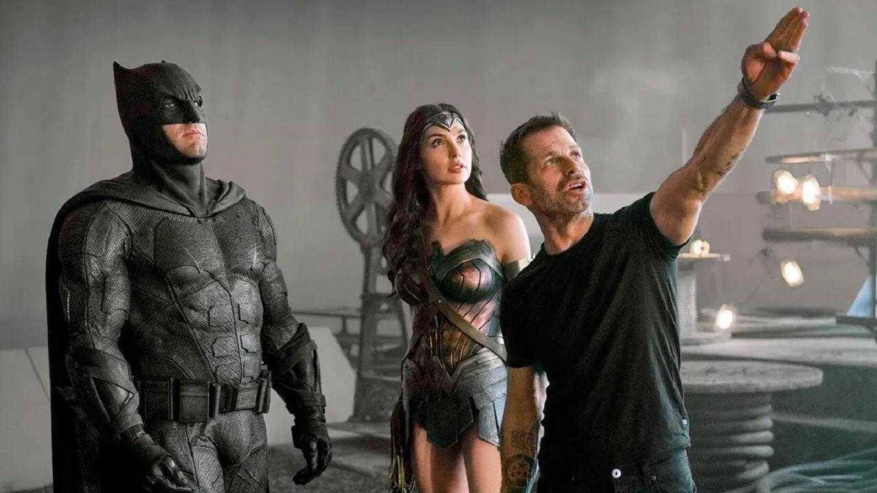 Zack Snyder director Wonder Woman 3 Snyder Cut Justice League