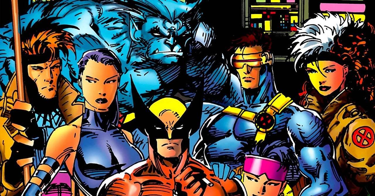 X-Men Marvel Película MCU