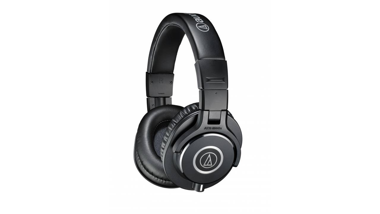 audio technica ath m40x audifonos