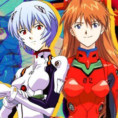 cosplay Rei Ayanami Asuka Langley