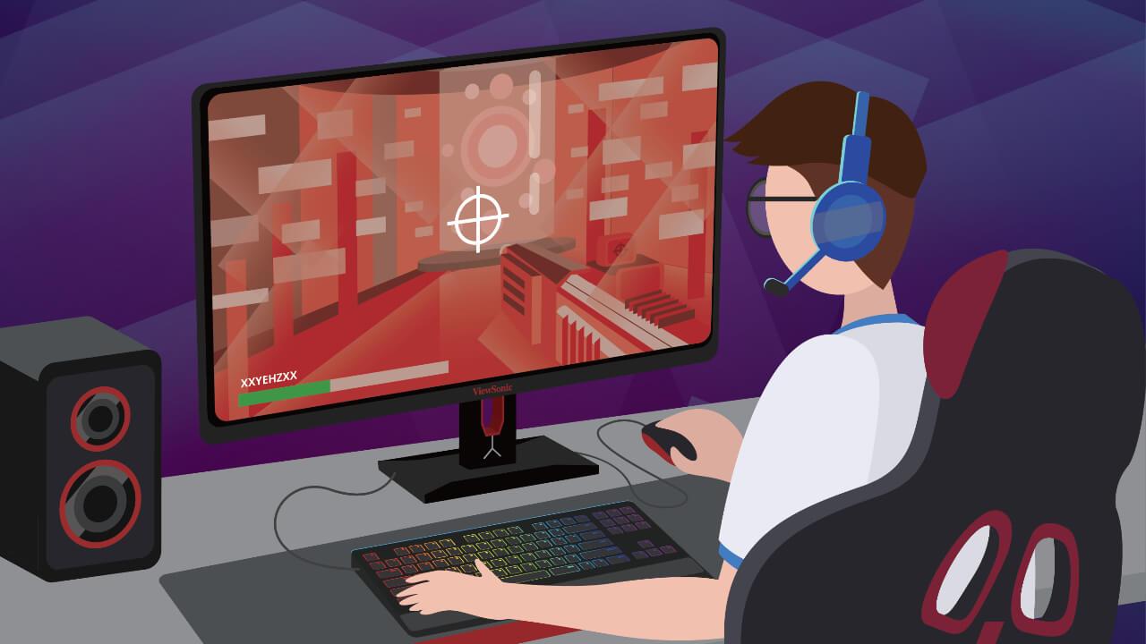 cual es el mejor monitor gamer (1)