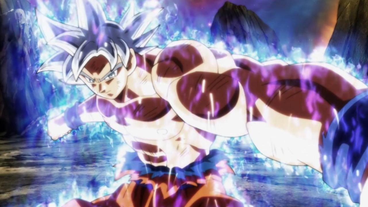 dragon ball goku ultra instinto torneo de poder