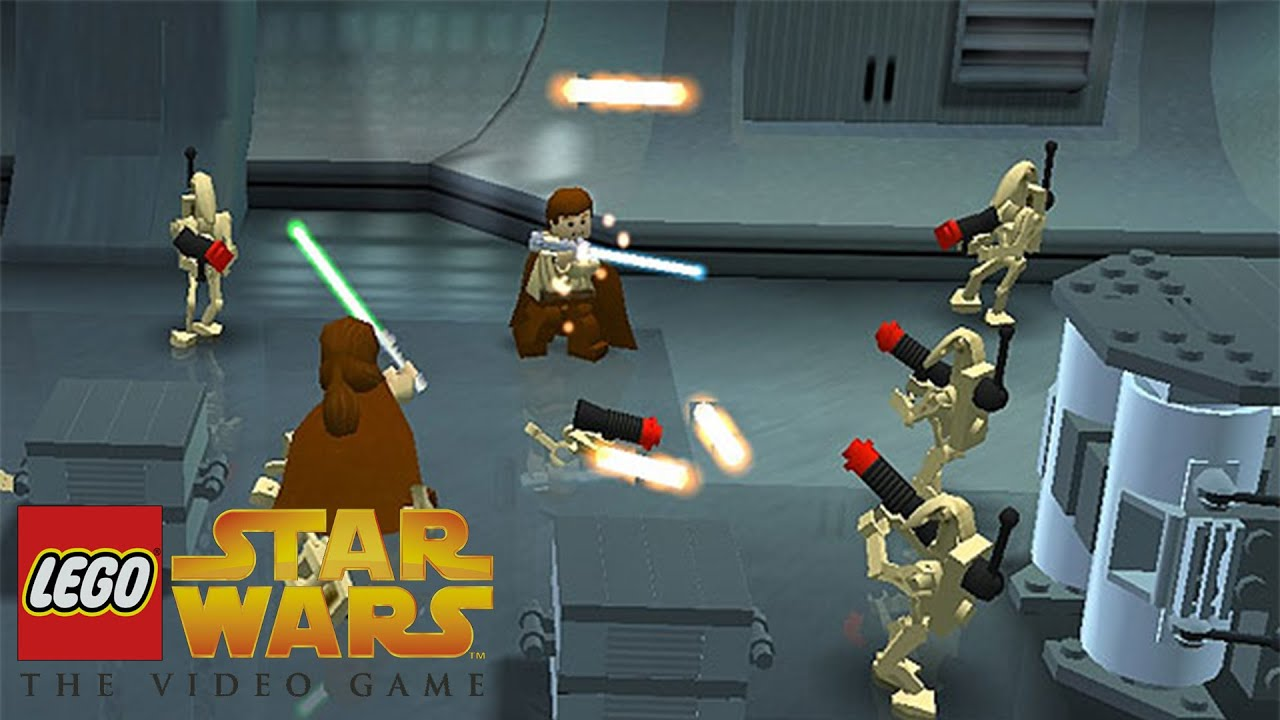 lego star wars videojuego la saga completa