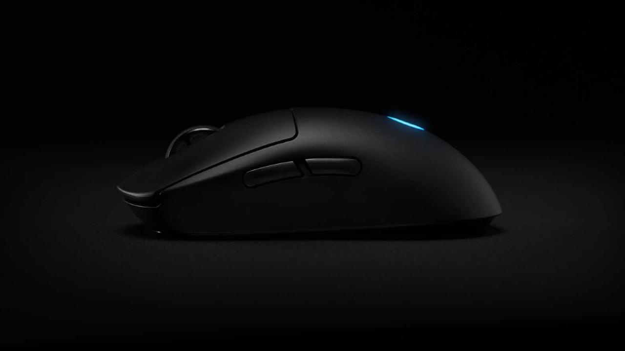 logitech g pro wireless mouse gamer