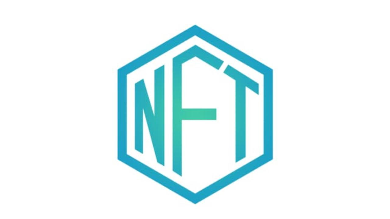 nft non fungible token logo