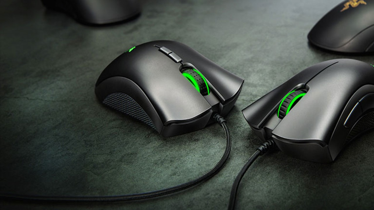 razer deathadder v2 mouse gamer
