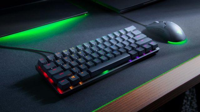 razer huntsman mini teclado gamer