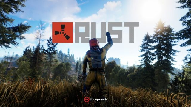 rust juego supervivencia version consolas xbox playstation